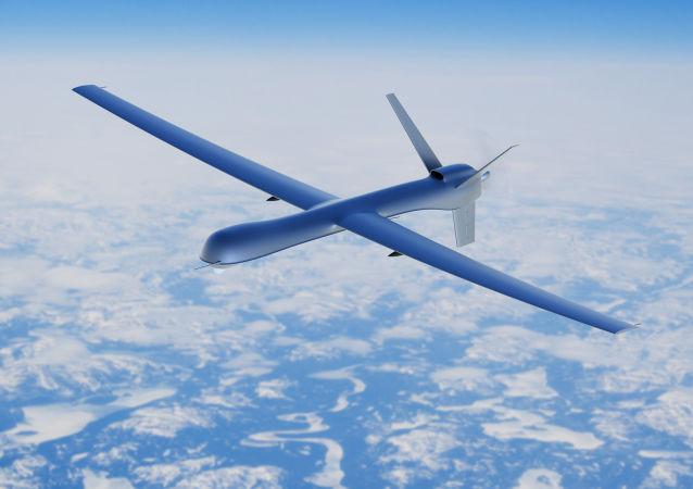 俄軍在北極舉行反擊無人機群偵察場景演練