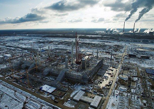 俄總理批准石油化工發展計劃