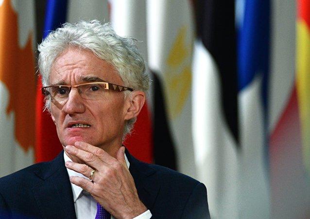 聯合國主管人道主義事務的副秘書長馬克·洛科克
