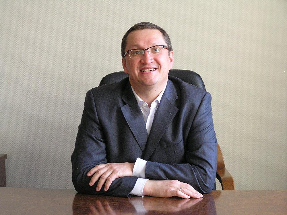 俄羅斯糖果工業企業協會執行會長維切斯拉夫·拉什曼金
