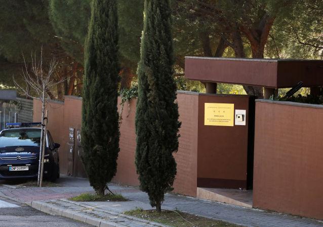 美国法院批准保释一名袭击朝鲜驻西班牙使馆的嫌犯