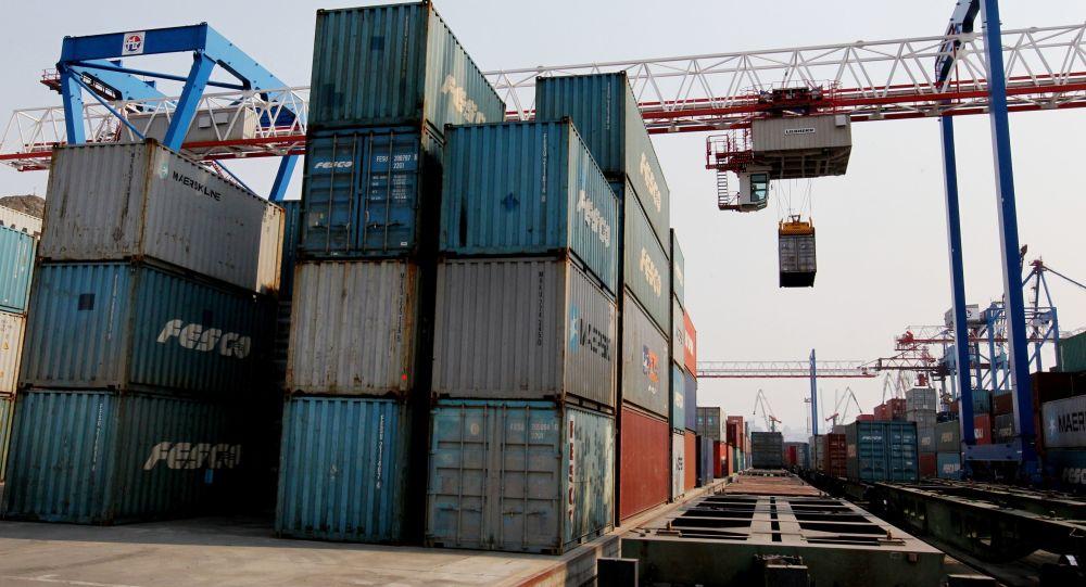 1-7月份满洲里口岸自俄罗斯进口食品5.5亿元 同比增长24.8%