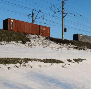 中國商務部:中俄農產品貿易首次突破50億美元 成為雙邊貿易突出亮點