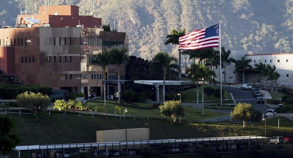 美国务卿:所有美国驻加拉加斯外交人员都已离开委内瑞拉