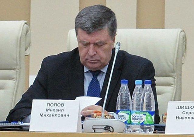 米哈伊爾∙波波夫