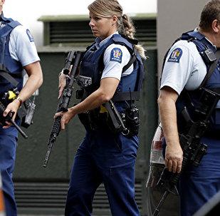 澳大利亞總理:新西蘭槍擊事件中一名澳大利亞公民被拘留