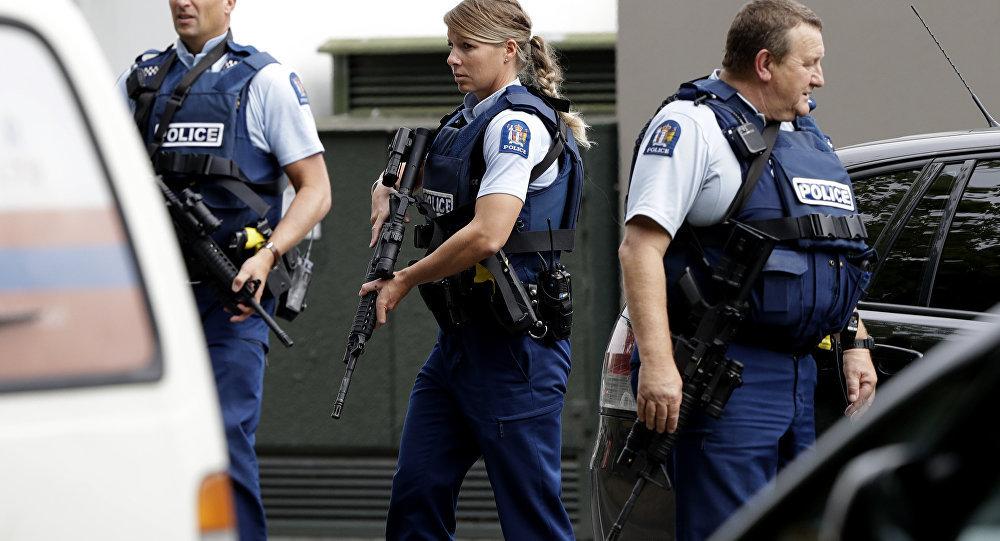 目擊稱新西蘭克賴斯特徹奇市再次發生兩起槍擊事件