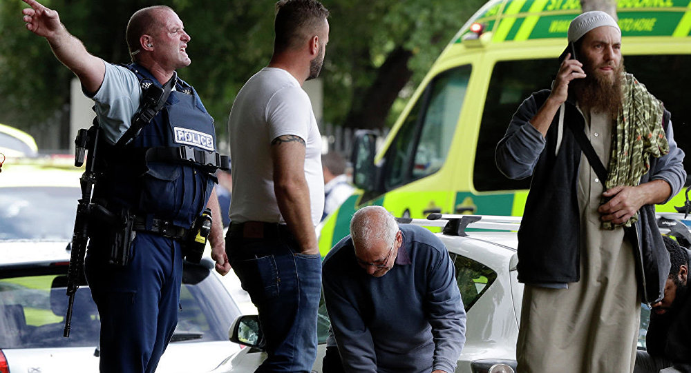 中國總領館:暫無中國公民在克賴斯特徹奇槍擊事件中傷亡