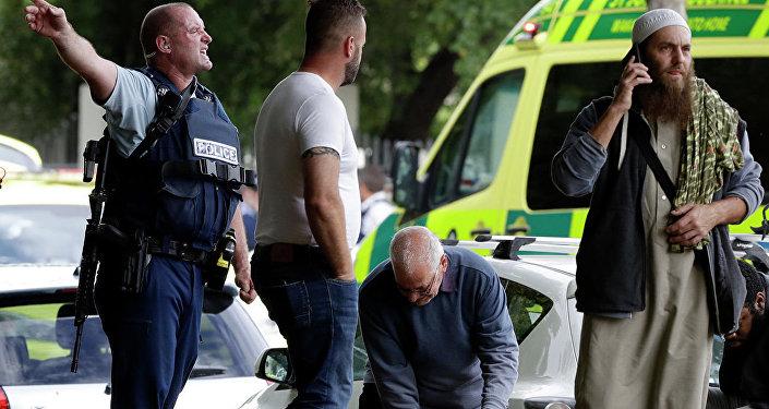 中国总领馆:暂无中国公民在克赖斯特彻奇枪击事件中伤亡