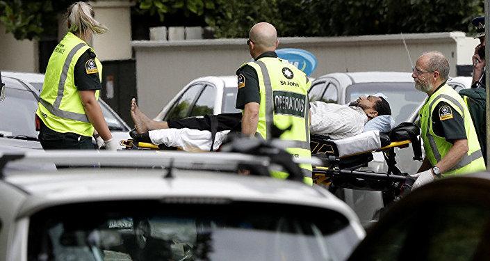 新西蘭總理:克賴斯特徹奇槍擊案致40人死亡