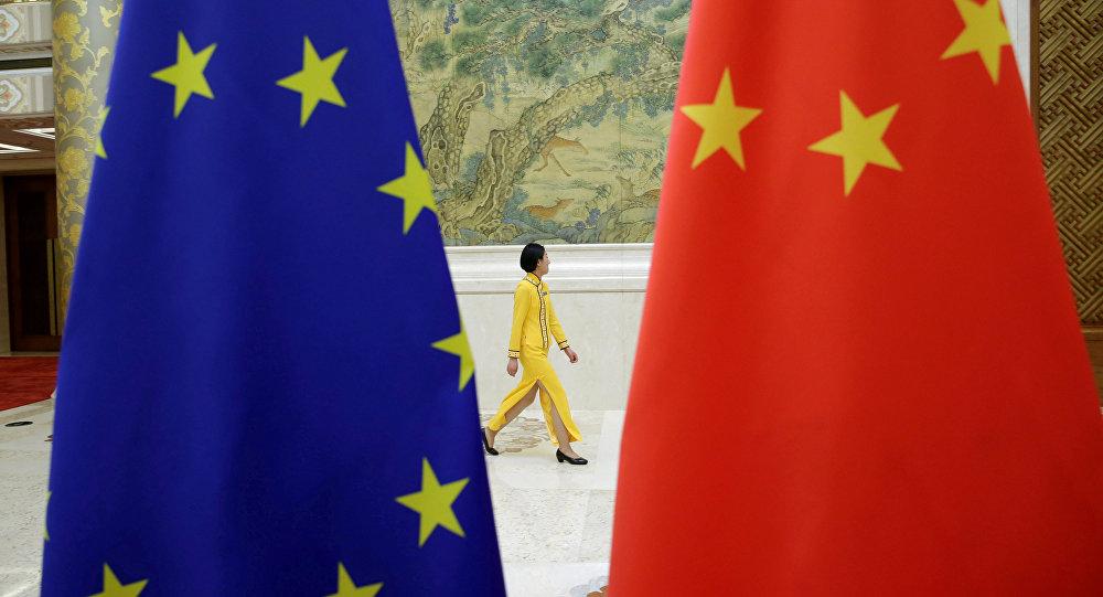 欧盟首位女主席:愿同中方加强在世界贸易组织改革等问题上的合作