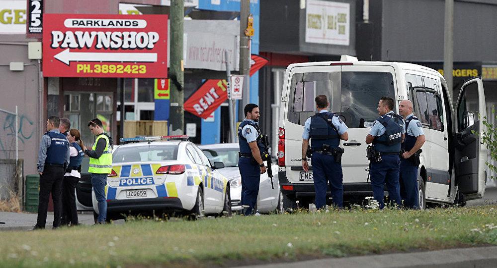 新西蘭警方為調查槍擊事件封鎖但尼丁市區