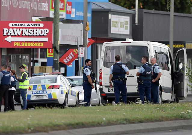 澳政府封锁8个发布克赖斯特彻奇枪击案视频的网站