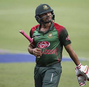 來自孟加拉國的板球隊經歷新西蘭槍擊事件