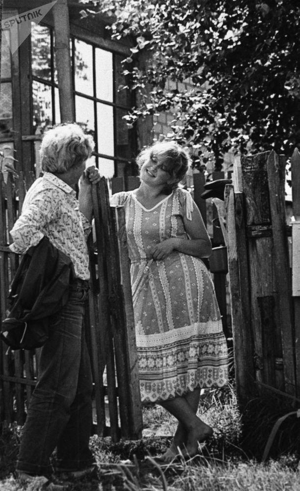 1987年白俄罗斯的恋人