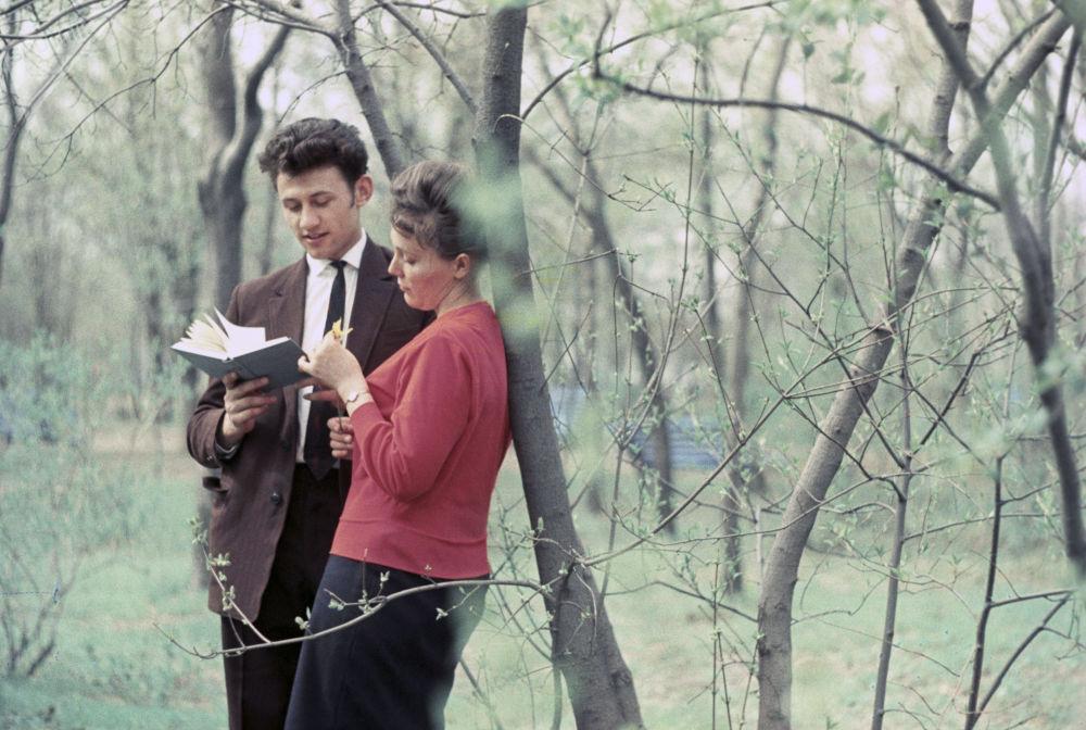 1963年《诗歌》摄影