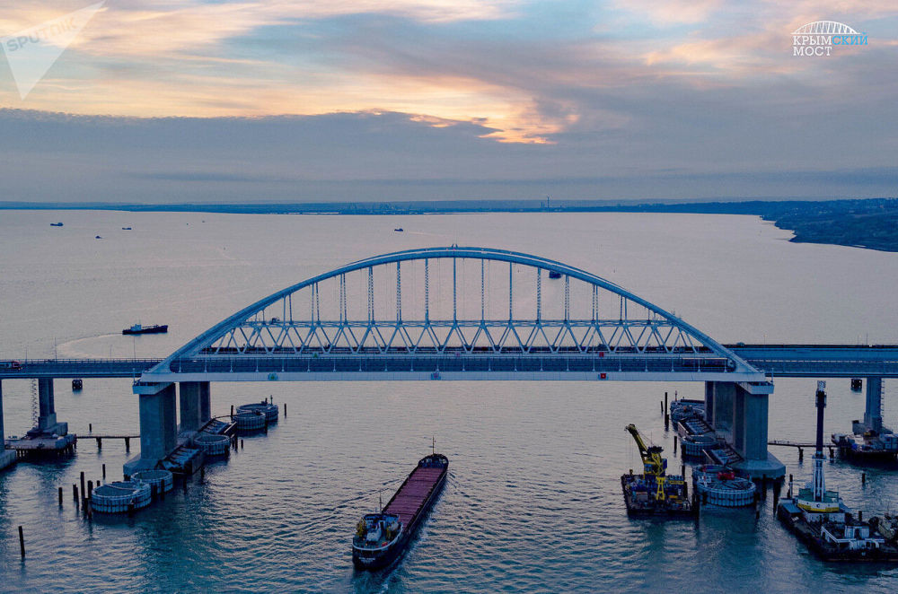 克里米亞大橋(刻赤海峽大橋)