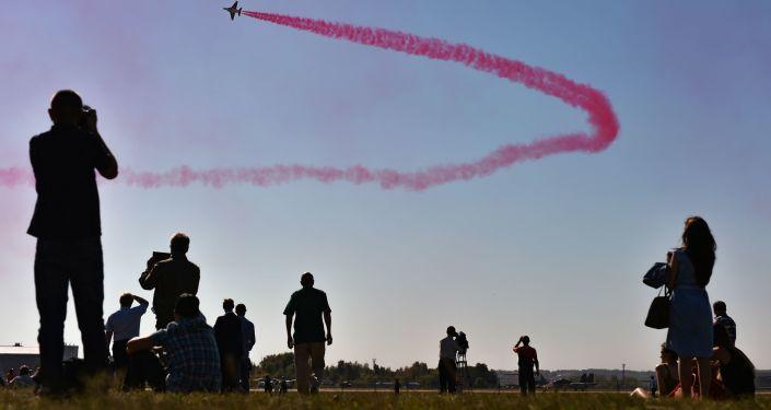 俄政府驳斥有关取消2019年莫斯科国际航展的消息