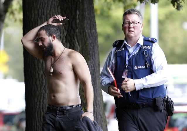 目擊者談新西蘭清真寺槍擊事件