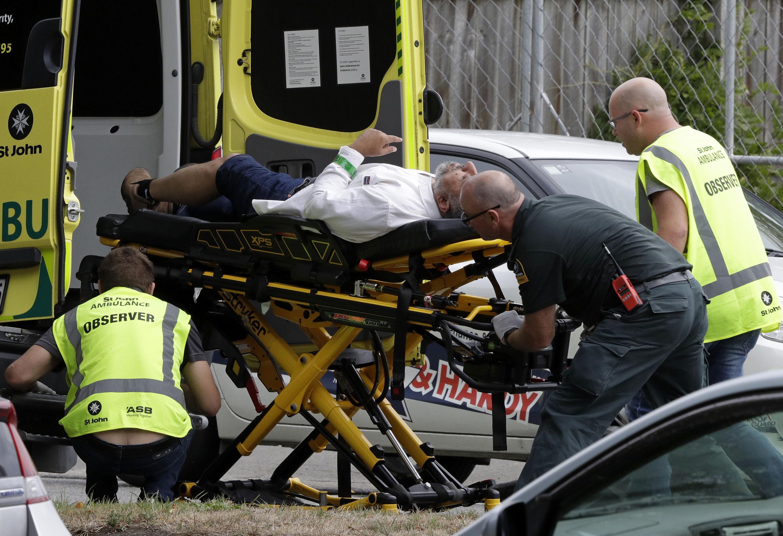新西兰清真寺枪击事件