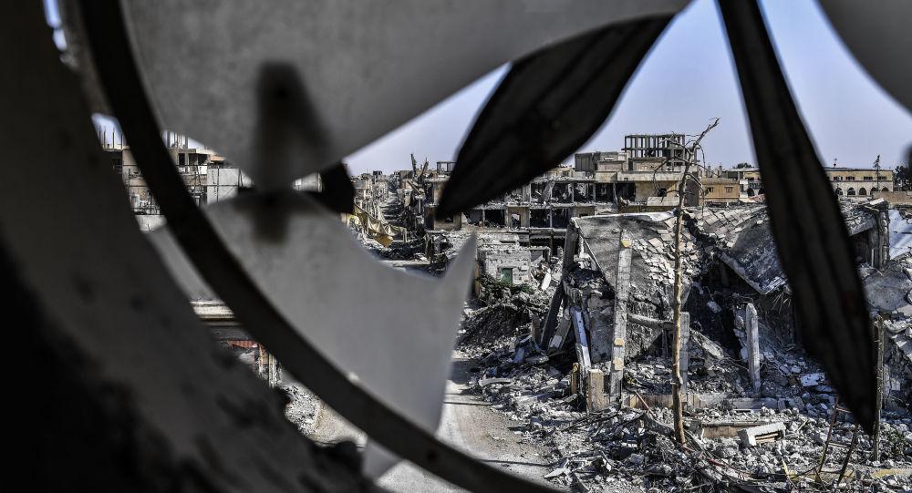 美法德英四國暫時不會參與敘利亞重建工作