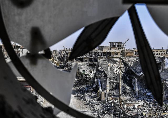 美法德英四国暂时不会参与叙利亚重建工作