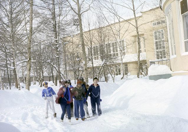 伊万诺沃国际儿童院(资料图片)