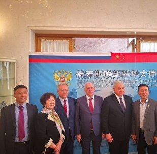 中国和克里米亚之间的新纽带