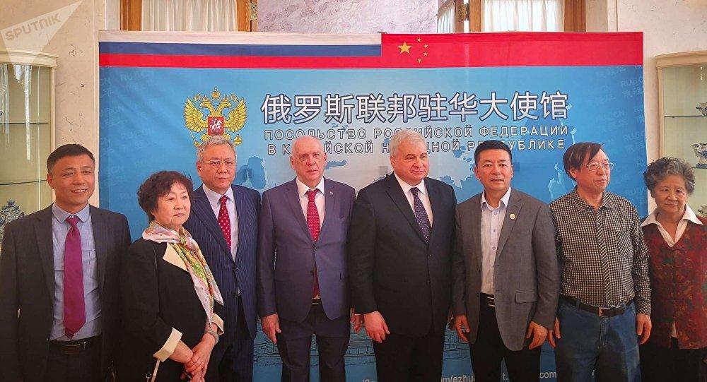 华人协会会长:克里米亚华人协会是华人与克里米亚各界友好交流合作的桥梁