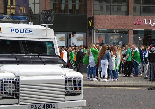 北爱尔兰圣帕特里克节迪斯科舞会上发生踩踏事件 3人死亡