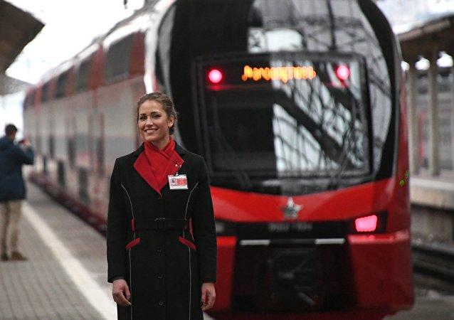 銀聯與莫斯科機場快線推出聯合活動