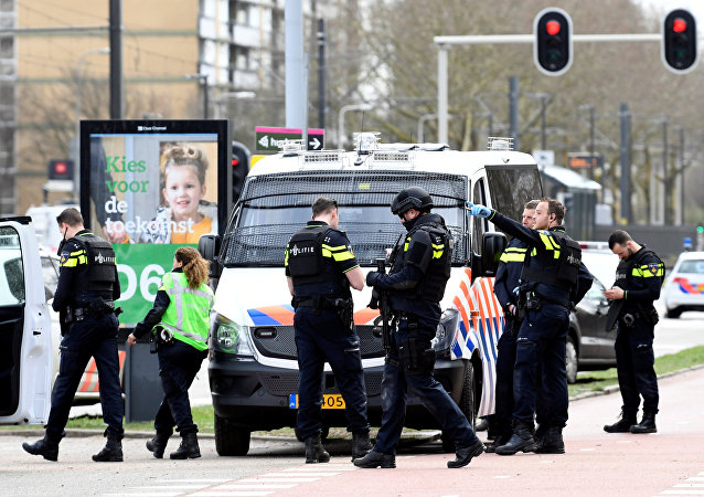 荷兰乌得勒支发生枪击事件导致数人受伤