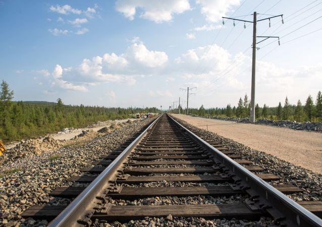 鐵路, 西伯利亞(資料圖片)