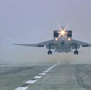 克里米亚部署图22M3轰炸机回应罗马尼亚部署美国反导系统