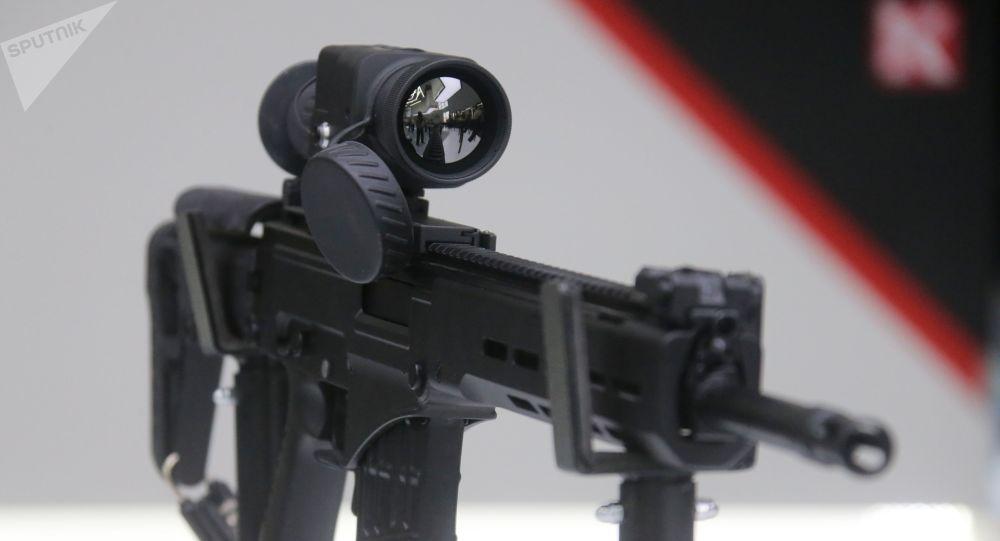卡拉什尼科夫机枪