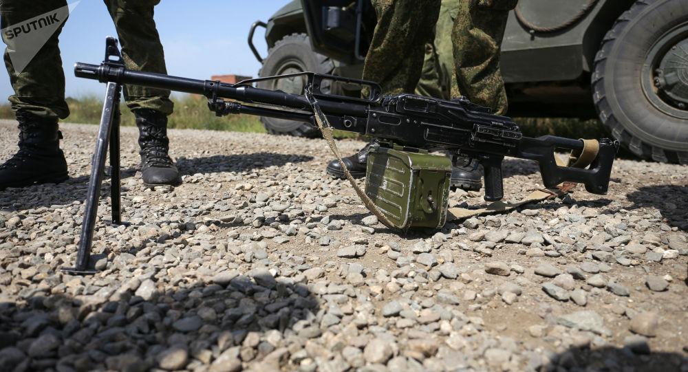 卡拉什尼科夫機槍(改型)
