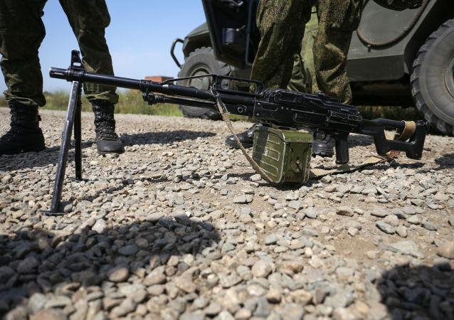 卡拉什尼科夫机枪(改型)