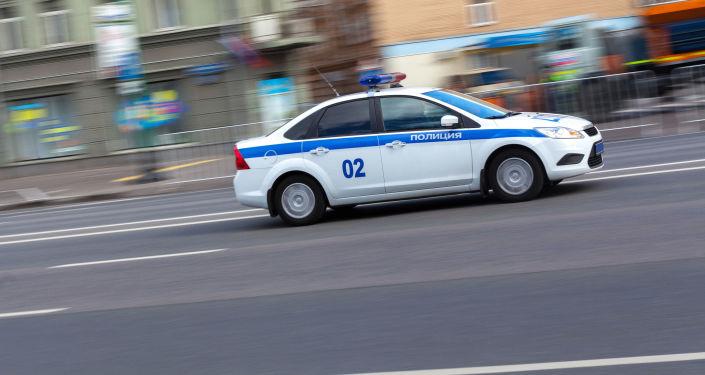 据消息人士透露,一男子在莫斯科市中心当街自杀