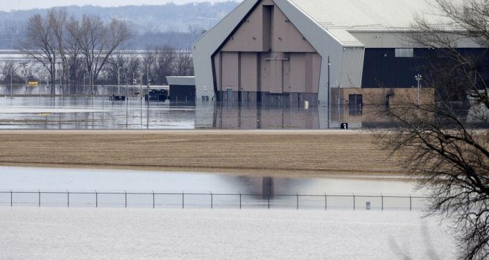 內布拉斯加州奧法特空軍基地
