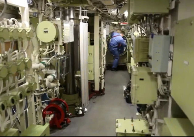 俄联合造船集团总裁:首艘波塞冬无人潜航器将于春季下水