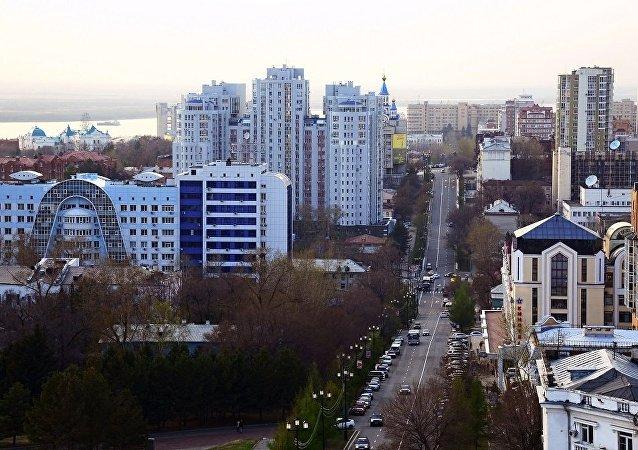哈巴羅夫斯克(圖片資料)