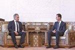 敘利亞總統:敘俄兩國在政治軍事領域的協調達到很高水平