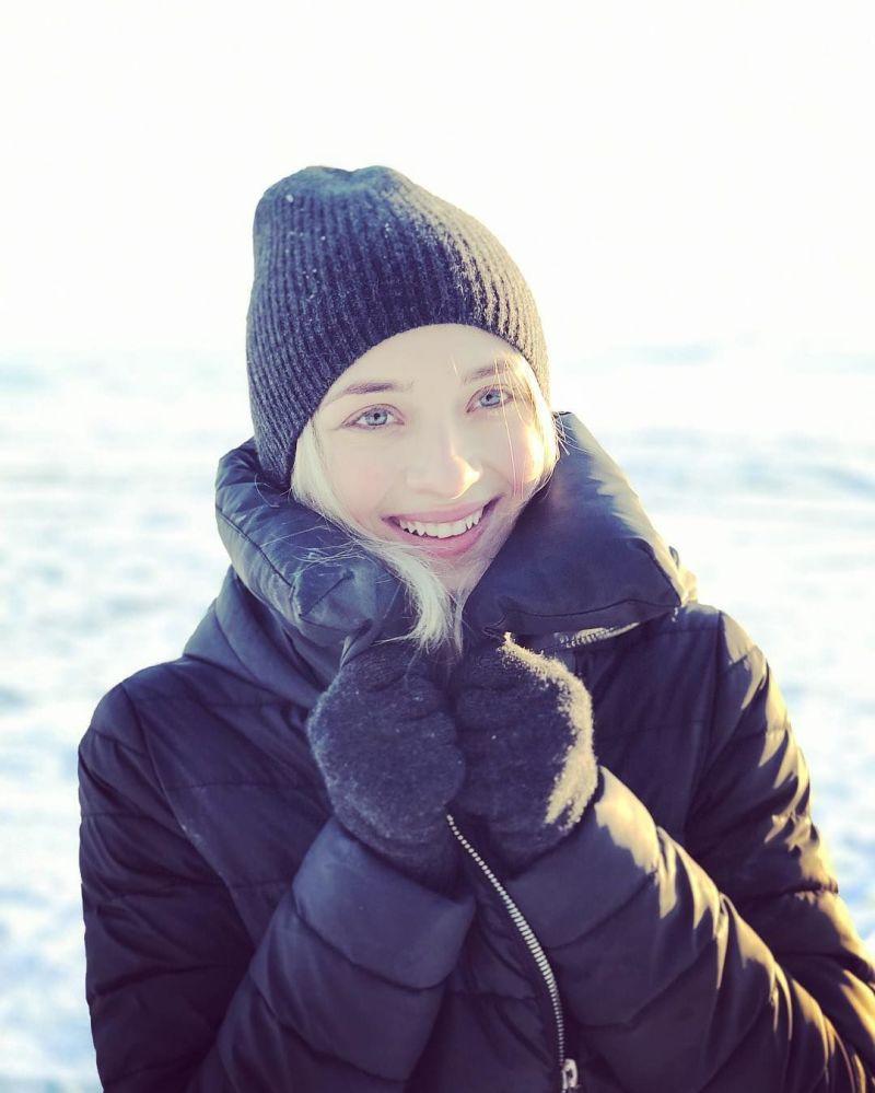 俄羅斯花滑選手維多利亞•西尼齊娜