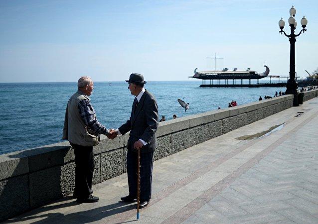 111岁的英国老人透露长寿秘诀
