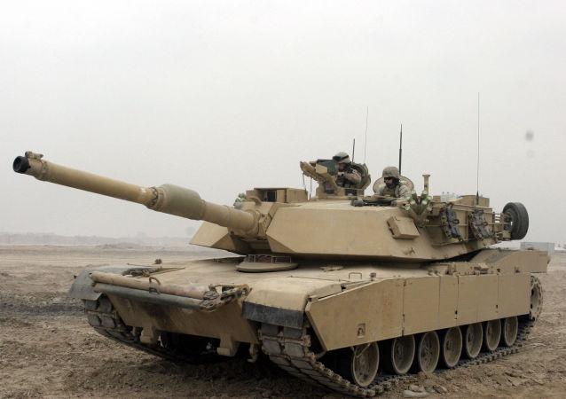 M1「艾布拉姆斯」坦克