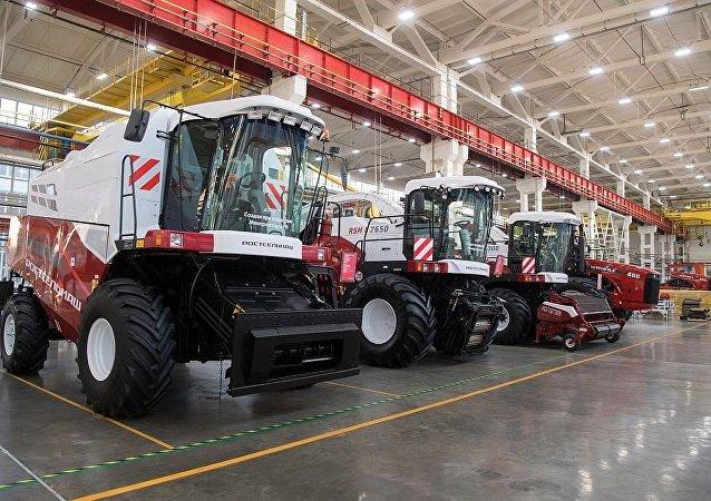 罗斯托夫农业机械制造厂(Rostselmash)