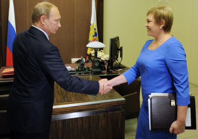 俄摩爾曼斯克州州長宣佈辭職