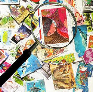 苏俄曾发行过的具有中国情节的邮票