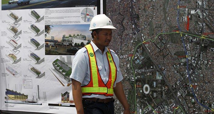 印尼總統佐科大選前呼出擴大與中國合作口號