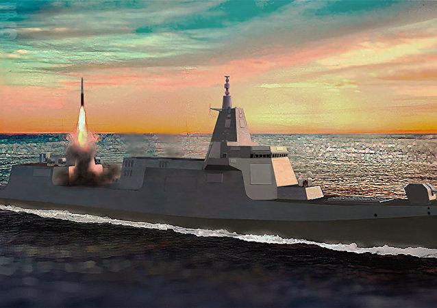 美雜誌將中國055型導彈驅逐艦列入最致命的世界五大戰艦名單